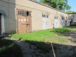 Здание склада №2