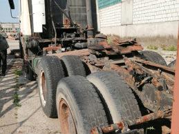 Седельный тягач МАЗ 6422A5